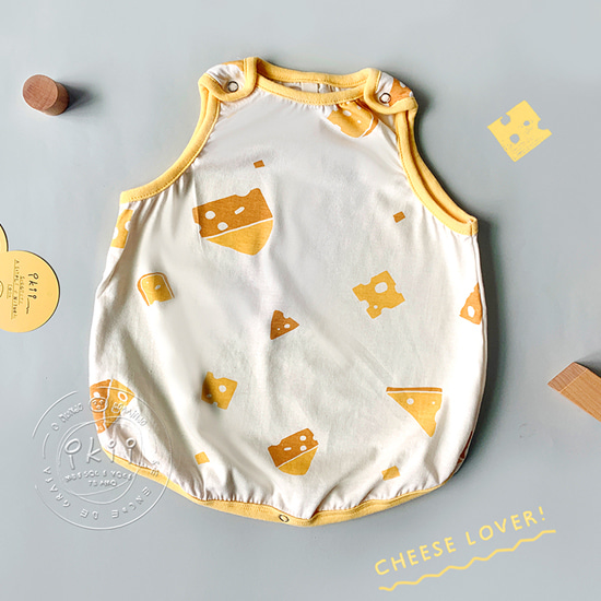 Cheese Sleeping vest (치즈 수면조끼)